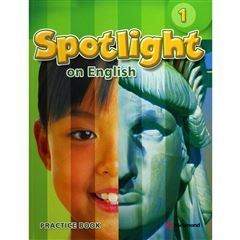Spotlight On English 1 Practice Book - Sanborns