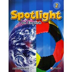 Spotlight On English 2 Assessments - Sanborns