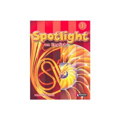Spotlight On English 3 Practice Book - Sanborns