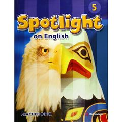 Spotlight On English 5 Practice Book - Sanborns