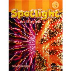 Spotlight On English 6 Practice Book - Sanborns