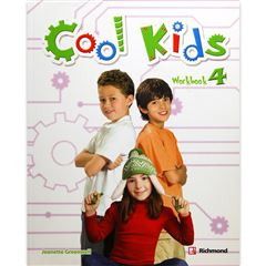 Cool Kids 4 Workbook - Sanborns