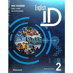 English Id 2 Student´S Book - Sanborns