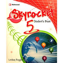 Skyrocket 5 Student´S Book - Sanborns