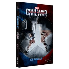 Capitán América. Civil War. La novela - Sanborns