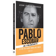 Pablo Escobar In Fraganti - Sanborns
