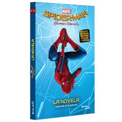 Spider-Man. Homecoming. La novela - Sanborns