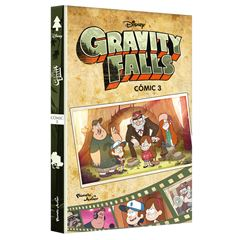Gravity falls. Cómic 3 - Sanborns