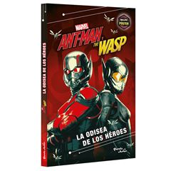 Ant-man y The Wasp. La novela - Sanborns