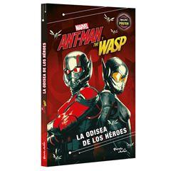 Ant-man y The Wasp. La novela - Sanborns