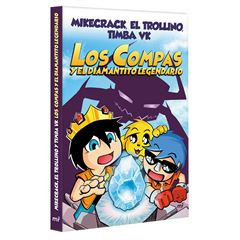 Los compas y el diamantito legendario - Sanborns