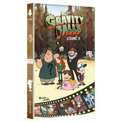 Gravity falls. Cómic 5 - Sanborns