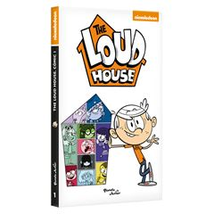 The loud house. Cómic 1 - Sanborns