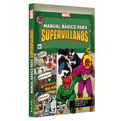 Manual básico para Supervillanos - Sanborns