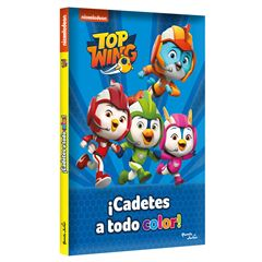 Top Wings. Cadetes A Todo Color - Sanborns