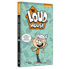 The Loud House. Cómic 2 - Sanborns