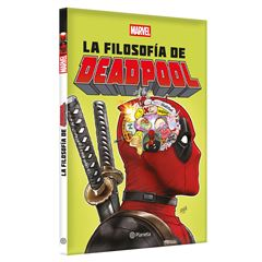 La filosofía de Deadpool - Sanborns