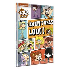 The loud house. ¡Aventuras loud! - Sanborns