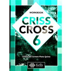 Criss Cross Workbook 6 - Sanborns