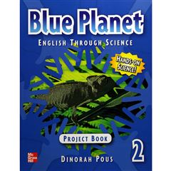 Blue Planet 2 Project Book - Sanborns