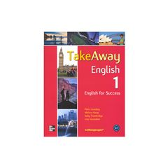 Takeaway English 1 Student Book Con Cd - Sanborns