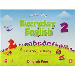 Everyday English 2 Student Book Con Cd - Sanborns