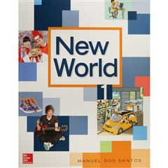 New World Student Book 1 Con Cd - Sanborns