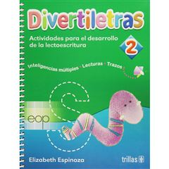 Divertiletras 2 - Sanborns