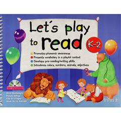 LetS Play To Read K-2. Cd Included - Sanborns