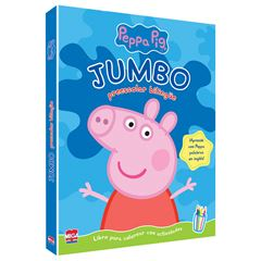Peppa Pig Jumbo preescolar bilingüe - Sanborns
