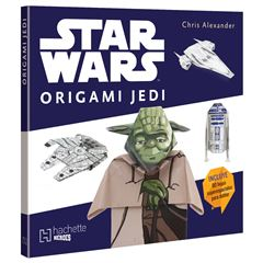 Star Wars origami Jedi - Sanborns