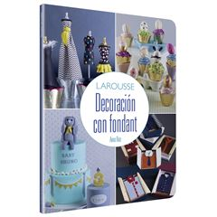 Decoración con fondant - Sanborns
