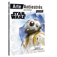 Star Wars. Arte antiestrés - Sanborns