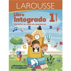 Libro integrado 1° primaria - Sanborns