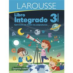 Libro integrado 3° primaria - Sanborns