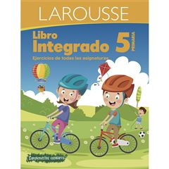 Libro integrado 5° primaria - Sanborns