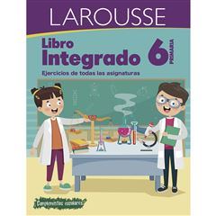 Libro integrado 6° primaria - Sanborns