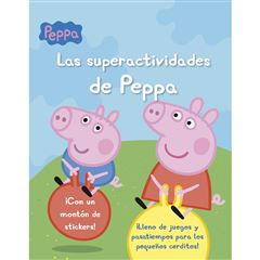 Superactividades De Peppa - Sanborns