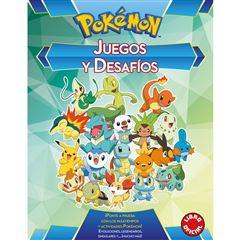 Juegos y desafíos Pokémon - Sanborns