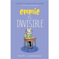 Emmie es invisible - Sanborns