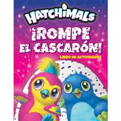 Hatchimals. Rompe el cascarón - Sanborns