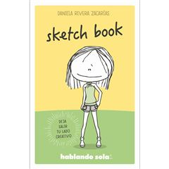 Hablando Sola. Sketch Book - Sanborns