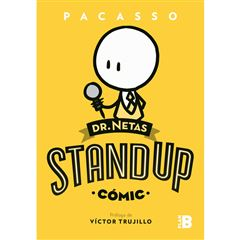 Dr. Netas. Stand up comic - Sanborns