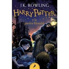 Harry Potter y la piedra filosofal - Sanborns