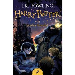 Harry Potter y la piedra filosofal - Sanborns