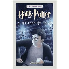 Harry Potter y la orden del fénix - Sanborns