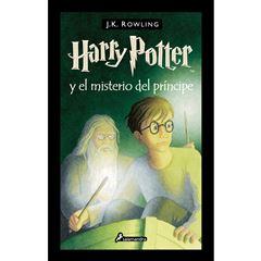 Harry Potter y el misterio del príncipe - Sanborns