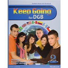 Keep Going For Dgb Level2 Student´S Book - Sanborns