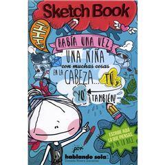 Hablando Sola, Sketch Book - Sanborns