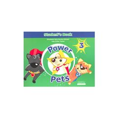 Power Pets 3. Preschool. StudentS Book - Sanborns